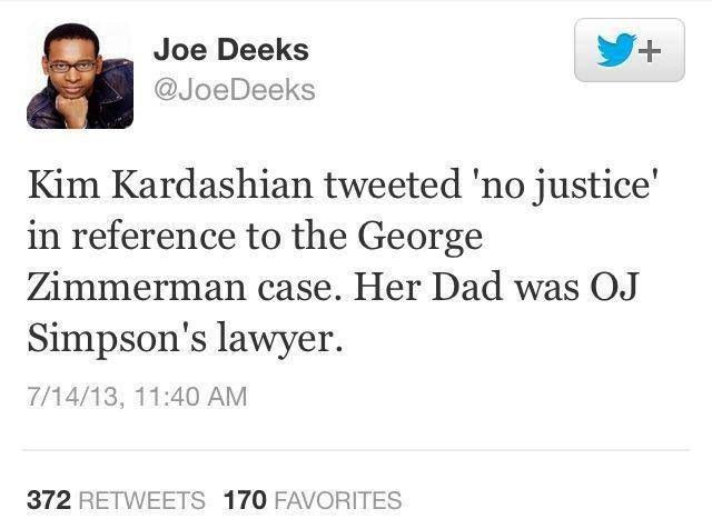 Kim k's dad was OJ's lawyer