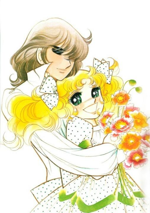 Candy Candy by Yumiko Igarashi c.1975
