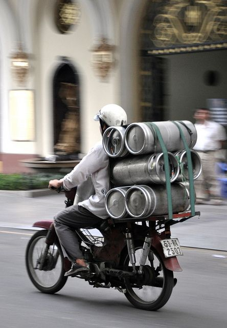 Saigon Special Delivery | KMM Visual Communications | Flickr
