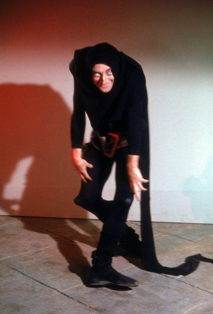 "Still of Marty Feldman in ""Young Frankenstein"", 1974"