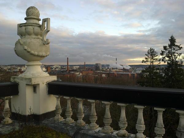 Näsilinna on saamassa uuden elämän. Kattoremontti pitäisi alkaa vuonna 2013. Tampere