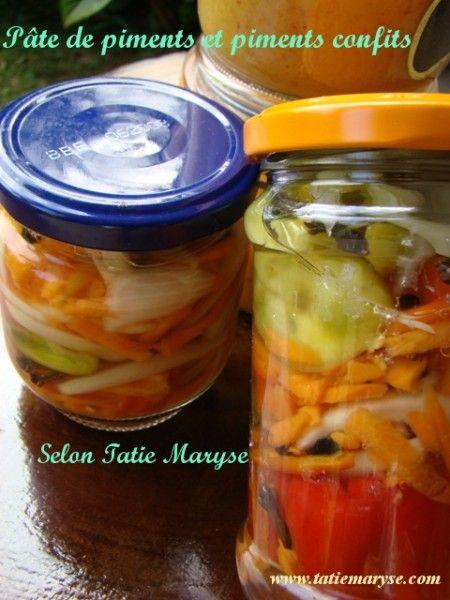 Réalisez facilement à la maison votre piment antillais fort ou végétarien. Suivez attentivement les conseils en pas à pas de la blogueuse Tatie Maryse !