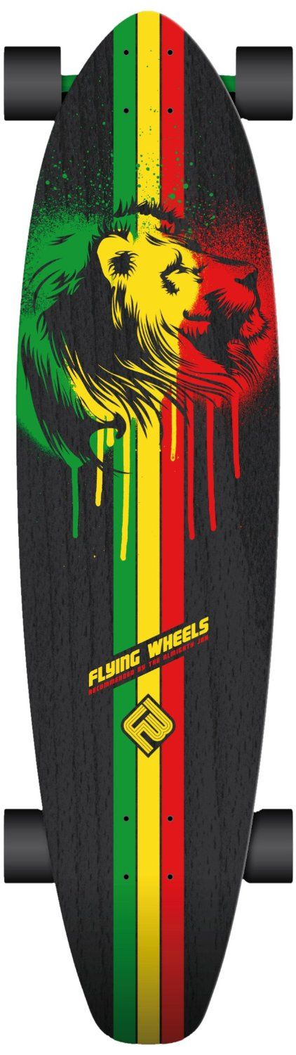 Rasta Zion Wheels
