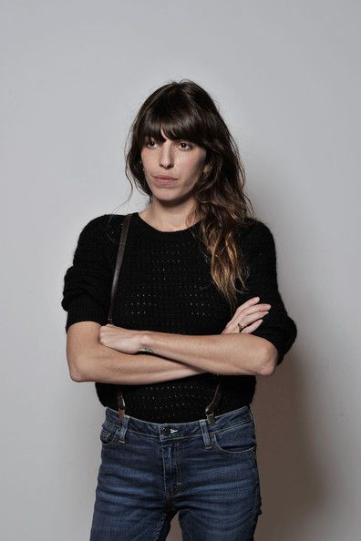 Lou Doillon - Jacques Doillon And Lou Doillon Portrait Session - The 7th Rome Film Festival