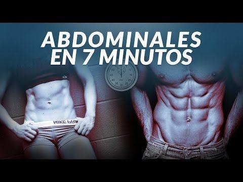 RETO DE LA TRIPLE PLANCHA PARA APLANAR EL ABDOMEN - YouTube