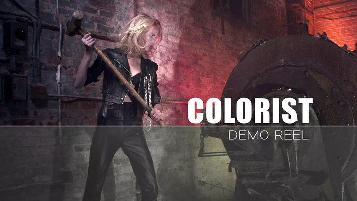 Colorist - Demo Reel - Rémy De Vlieger