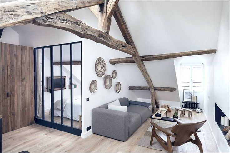 Две маленькие и симпатичные французские квартиры по 50 квадратных метров каждая
