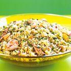 Een heerlijk recept: Nigella Lawson: kip pilav met saffraan
