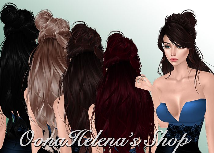 Hadeia hairBlack | Blonde ombré | Brown ombré | Cherry red