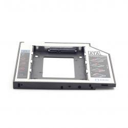 Gembird #notebook ODD optikai meghajtó helyére HDD, #SSD #beépítőkeret