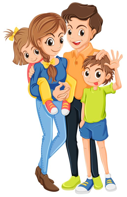 37 best clipart family images on pinterest families