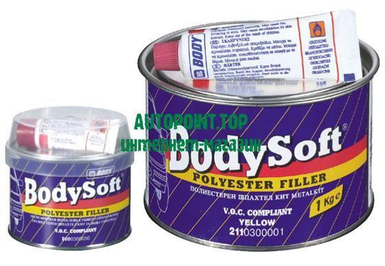 HB-Body 211 Soft - 2K полиэфирная шпатлевка cреднезернистая. Предназначена для шпаклевания поверхностей из металла, дерева и с заводским лакокрасочным покрытием, устойчива к вибрациям и позволяет наносить толстый слой