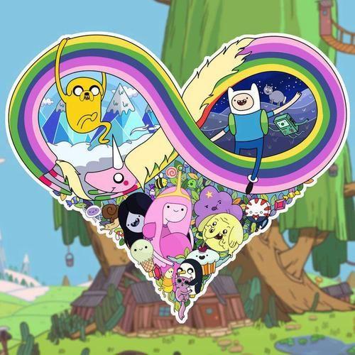 Boys and Girls: Gifs e Arts de Adventure Time                                                                                                                                                                                 Mais