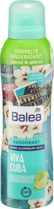 Balea Deodorants mit extra leistungsstarker Schutz-Formel wirken zuverlässig und langanhaltend – 24 Stunden lang. Karibische Düfte laden Sie auf eine exoti...