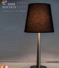 Черные обложки высококлассные декоративные фонари вилла модель исследование гостиной лампы