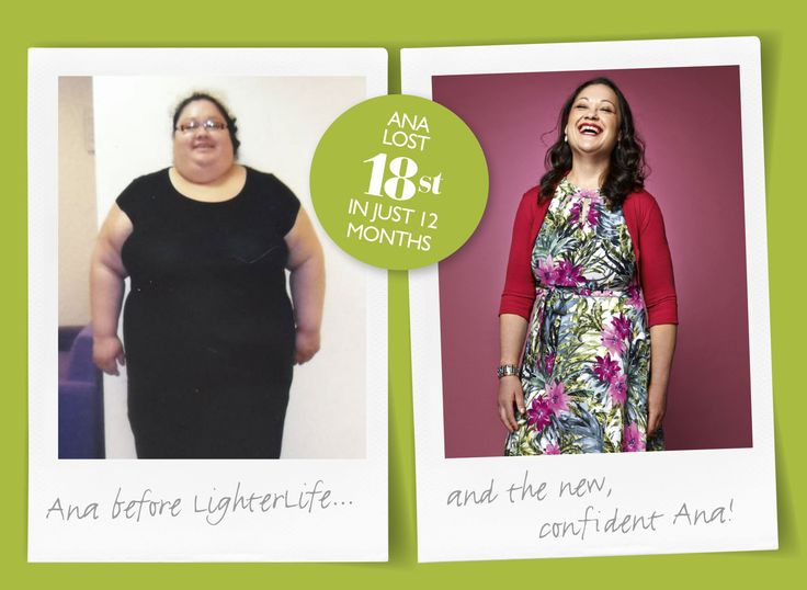 Ana Sirbu lost a life-changing 18st in just 12 months and says she can now live her life to the full. We think Ana looks great, like if you do too!