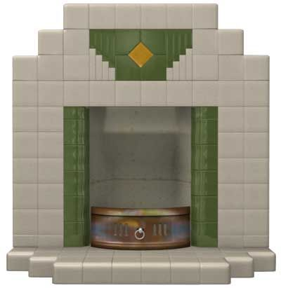 The Wyndham is an Art Deco Fireplace design with decorative detail taken from a domestic fireplace design dated around 1928. Description from c20fireplaces.co.uk. I searched for this on bing.com/images