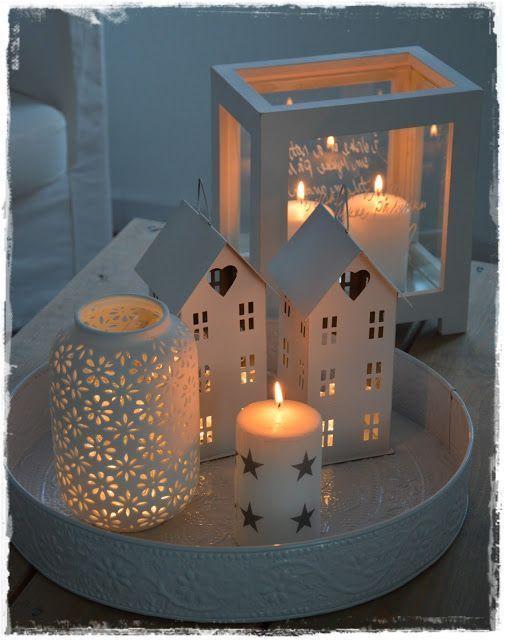Liebst Du auch so sehr Kerzen an düsteren Tagen? …