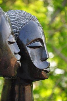 African Sculpture by garyt70 Flickr