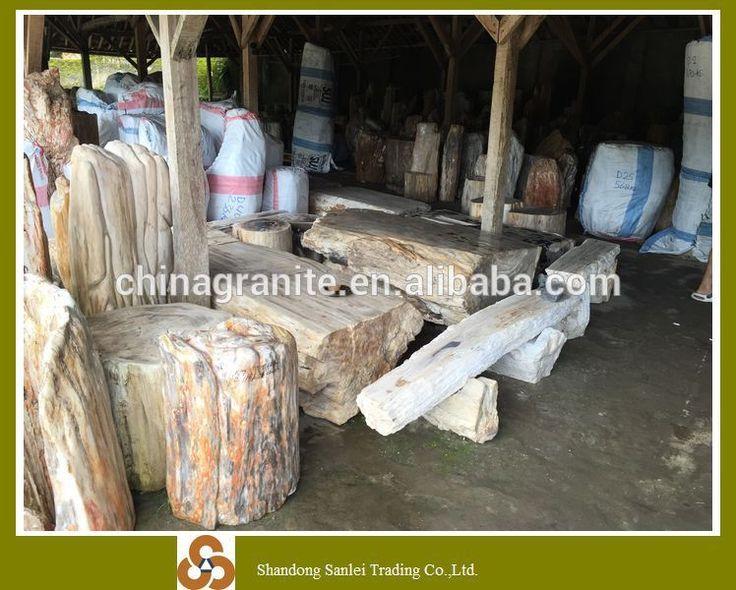 Venta caliente de alta calidad de madera petrificada fósiles naturales-imagen-Productos de piedra para jardines-Identificación del producto:60360175886-spanish.alibaba.com