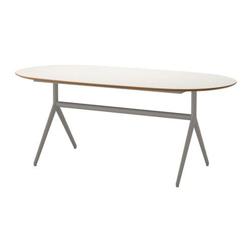 SLÄHULT Tafel - Oppmanna grijs - IKEA