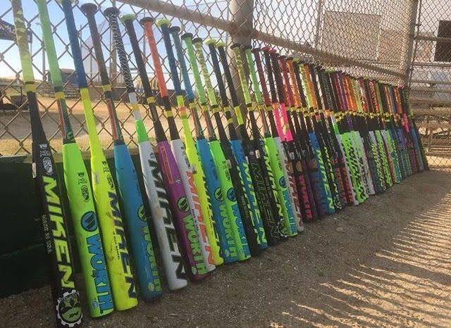 Miken & Worth slowpitch softball bats are a thing of beauty! <3 Shop for your next softball bat today with free shipping at JustBats. Don't forget, we'll be here from click to hit!