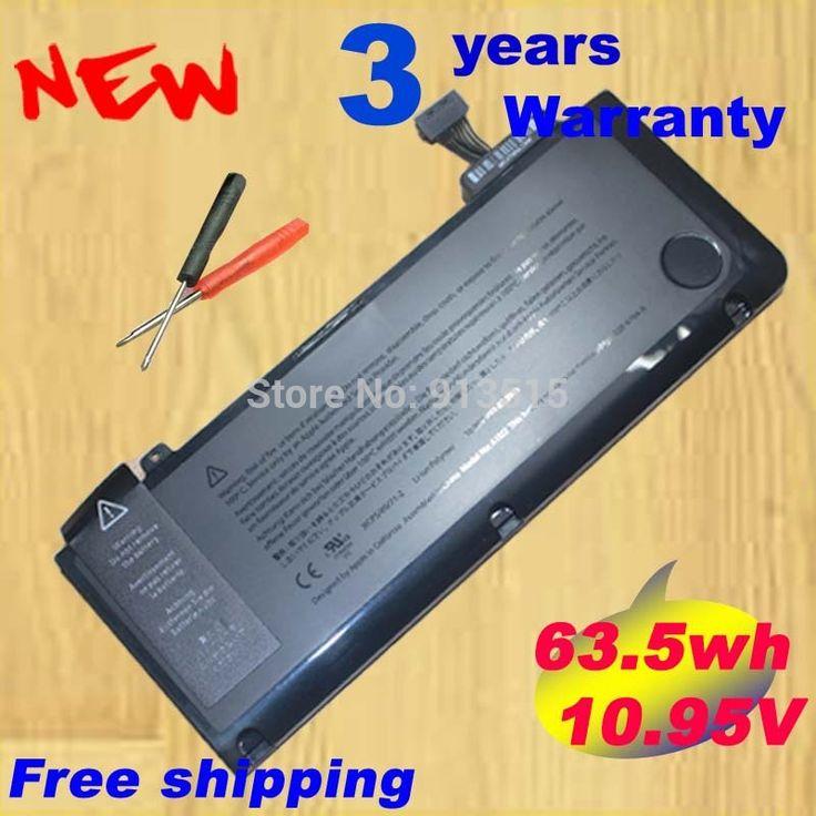 "New Laptop Battery A1322 For APPLE MacBook Pro 13"" A1278 A1322 MB990 MB991 MC700 MC374 MD313 MD101 MD314 MC724 MC375 MC374LL/A"