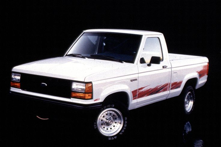 1990-92 Ford Ranger   Consumer Guide Auto