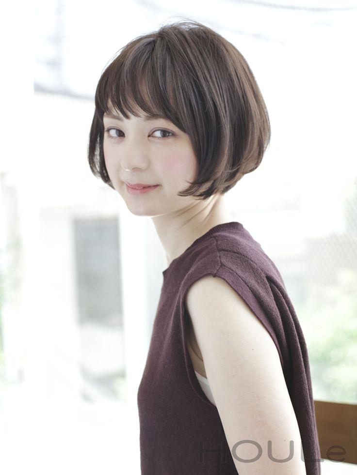 コンパクトボブ - ヘアスタイル - 原宿 表参道 美容院 美容室 houle(ウル)