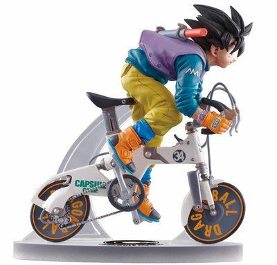 2015 Cartoon Dragon Ball Z Action Figure Goku Riding Vinyl Figure Hot Toys 23cm Anime Figure Kid Gifts Free Shipping //Price: $US $32.46 & FREE Shipping //     #toyz24