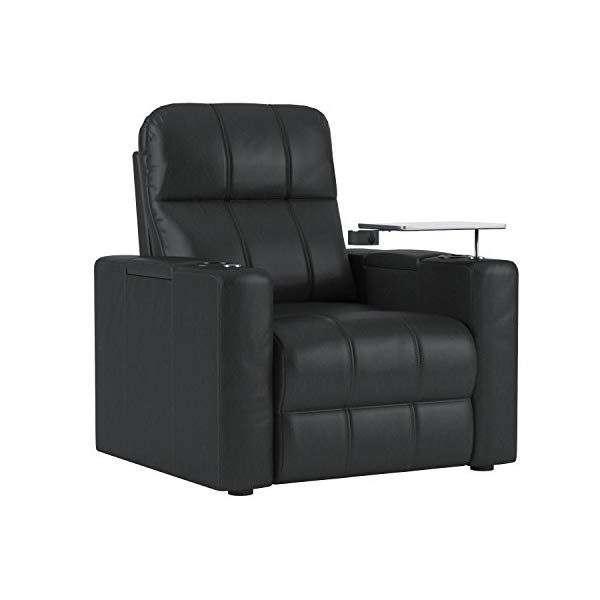 Incredible Pulaski Power Home Theatre Recliner Usb Port Tray Blanche Pabps2019 Chair Design Images Pabps2019Com