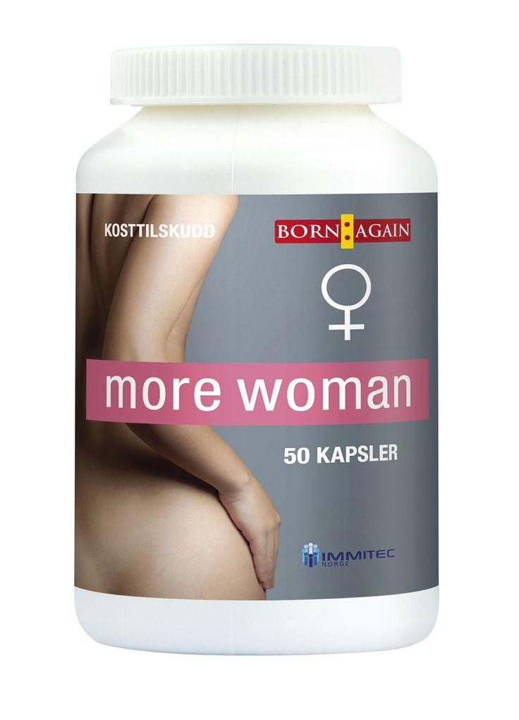 More Woman fra Almea. Om denne nettbutikken: http://nettbutikknytt.no/almea-no/