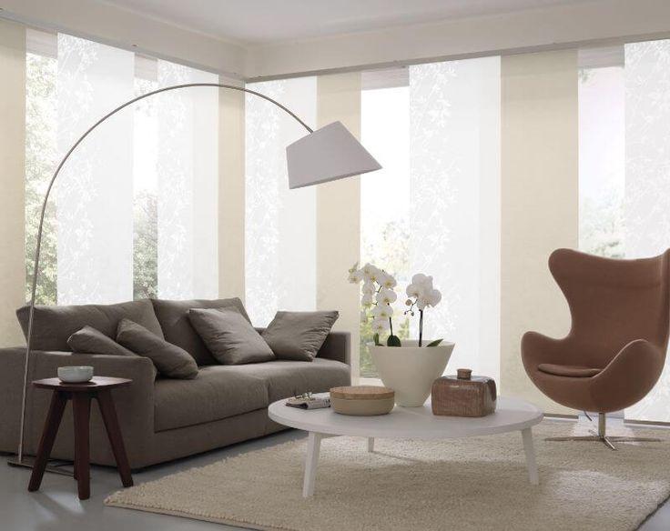 Best 25+ Gardinen Wohnzimmer Ideas On Pinterest | Deko Vorhänge ... Gardinen Wohnzimmer Beige