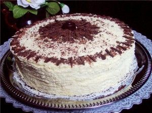 творожное тесто для торта
