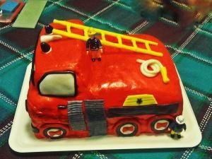 torta sam il pompiere