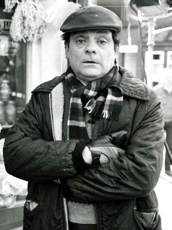 David Jason as Granville - Open All Hours