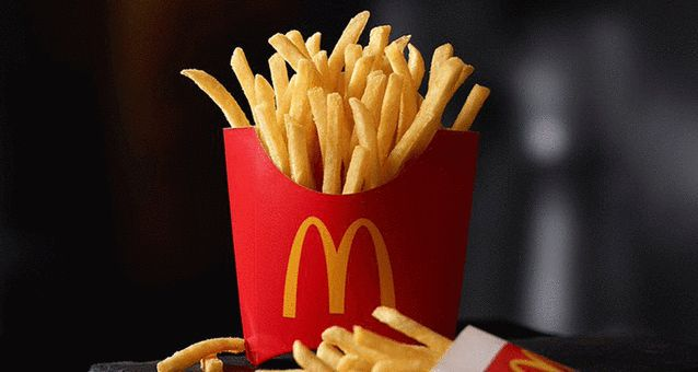 FREE McDonald's Fries In Montreal Today Only #montreal #thingstodo