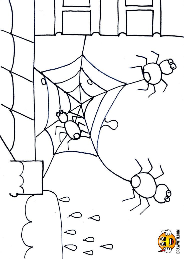 Free spiders in the rain coloring pages for kids which includes a color along video tutorial. coloring pages for kids, coloring book videos, learn to color for kids, coloring for kids, coloring book videos, learn to color, colouring pages, coloring pages, colouring page, coloring page, how to color, coloring for toddlers, coloring for tweens, coloring for teens, coloring for children