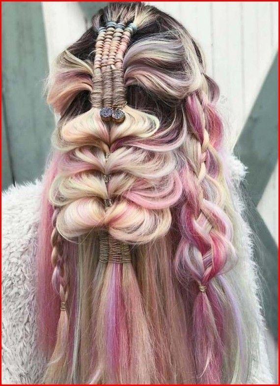 Hair Colour Trends 2018 Braided Hairstyles Hair Color Pastel Hair Color 2018 Unique Braided Hairstyles
