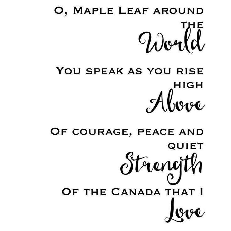 The Maple Leaf Forever! . #canada150 #proudcanadian #happycanadaday