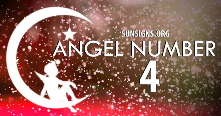 The Angel Number 4 is your direct connection with solid foundations and righteousness.