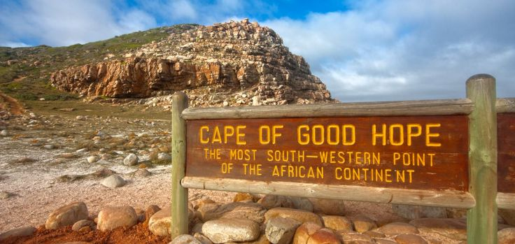 A visit to cape point in South Africa is important for any honeymoon couple. #travel #honeymoon #capetown