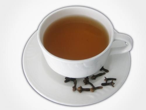 *Medicinal Clove Tea Recipe and Benefits. Due to the antifungal nature of cloves, drinking this tea may cause some die-off symptoms. You may want to wait until you've made some dietary changes and have stuck with them for a while before adding a strong medicinal tea such as this.