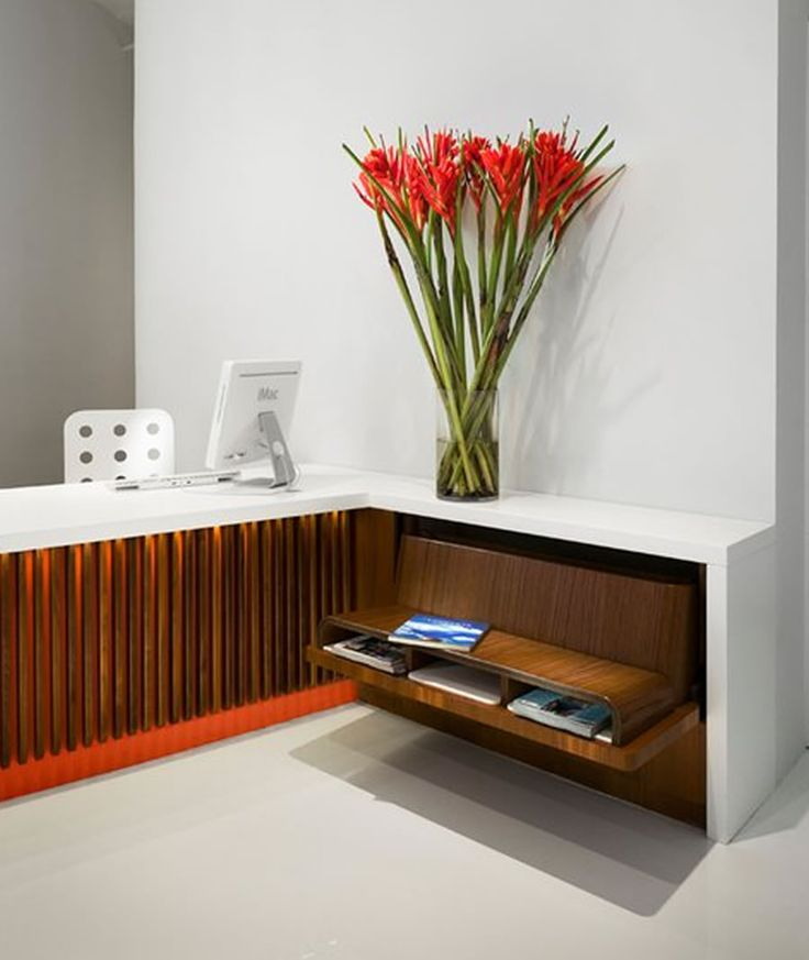 17 best images about creative studio ideas on pinterest for Interior design for office reception area