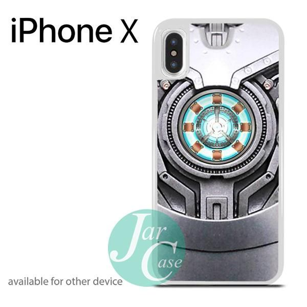 ironman mark II suit Phone case for iPhone X