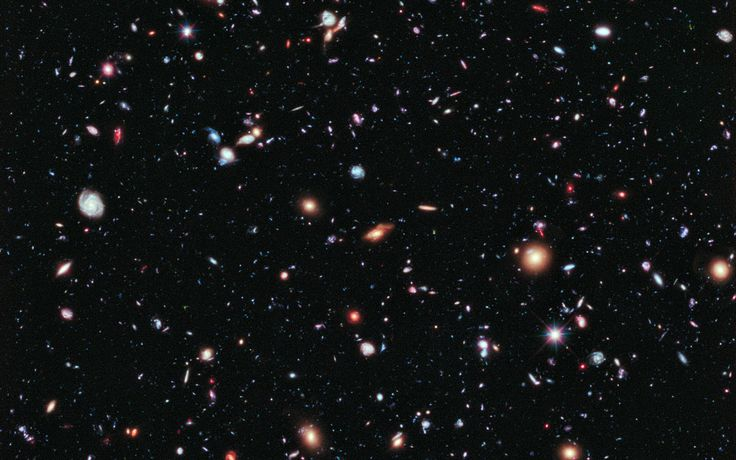 hubble telescope 25 most amazing images | The Hubble eXtreme Deep Field