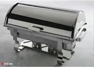 Chafing Dish Lux, Vase Incalzitoare Rolltop