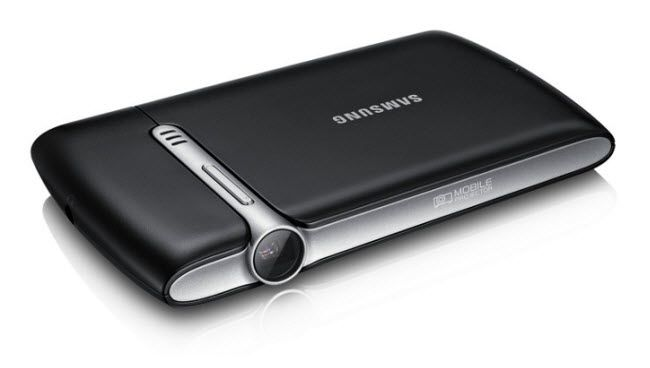 Samsung Mobile Beam Projector EAD-R10 for Samsung Galaxy Devices – Specs, Availability
