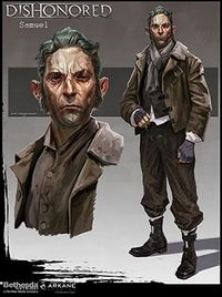 dishonored art - Поиск в Google