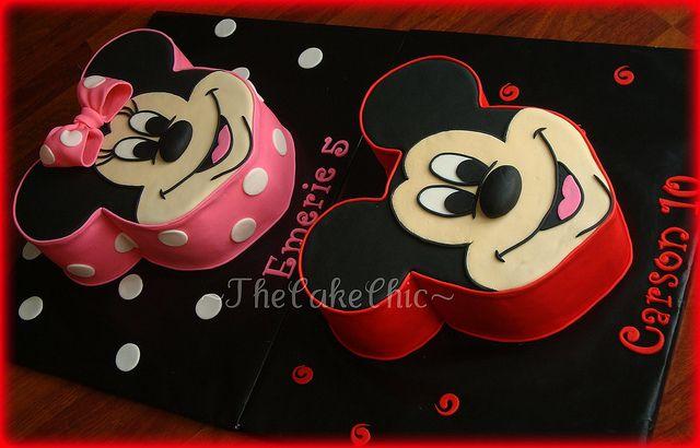 ... disney party mickey birthday cakes cake mickey minnie cakes birthday